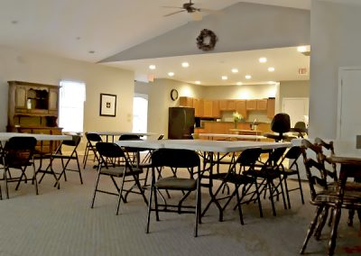 Community Room Available for Rent, OrchardGate Apartment Community