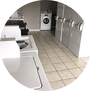 OrchardGate Apartment Community, Laundry Room Facilities